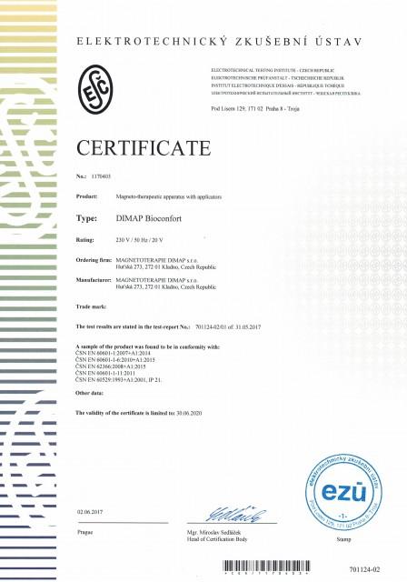 DIMAP Bioconfort Eng