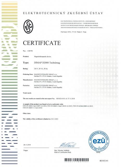 DIMAP D2000 Technimag - Eng